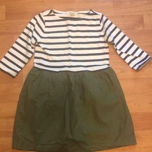 Used girls crewcut dress
